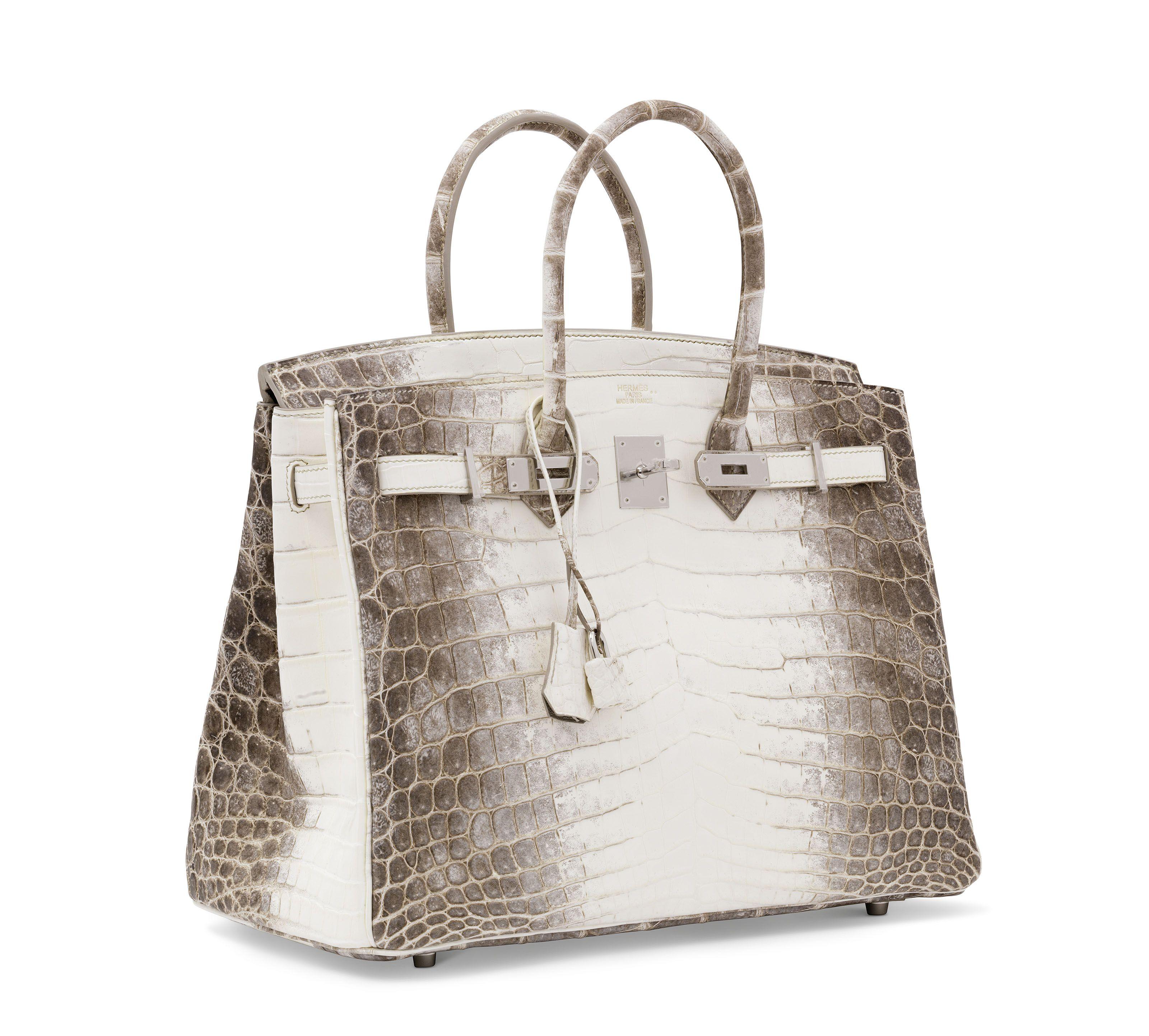 Hermes So-black Birkin Bag 30 Black Matte Alligator Crocodile Skin