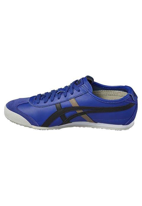 Onitsuka Tiger MEXICO 66 - Sneakers laag - asics blue/black - Zalando.nl