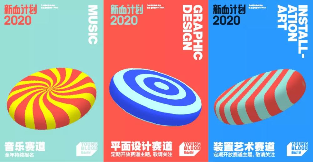 2020新血计划全面开启 多维度探索未来无限可能 TOPYS活动 in 2020 Graphic