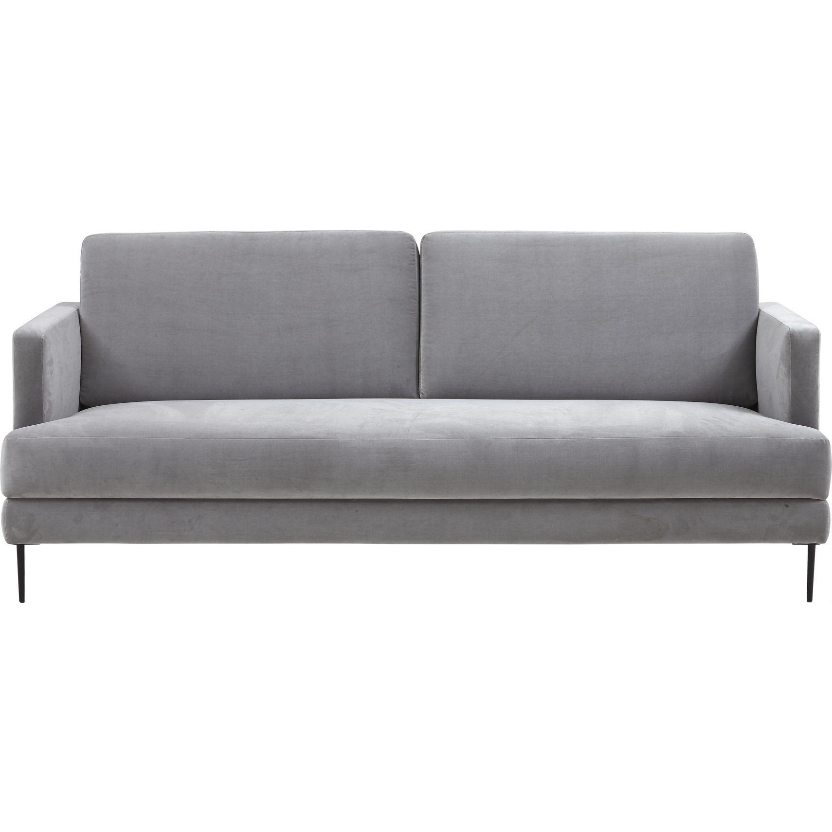 Fluente 286 grey stof