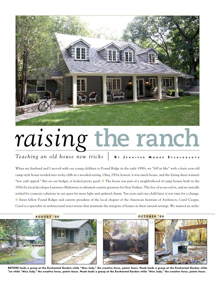 Raising the Ranch Story | House | Pinterest | Ranch, Raising and House