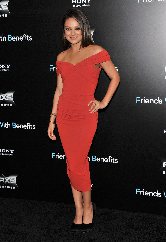 Red Tight Dress - Dress Xy