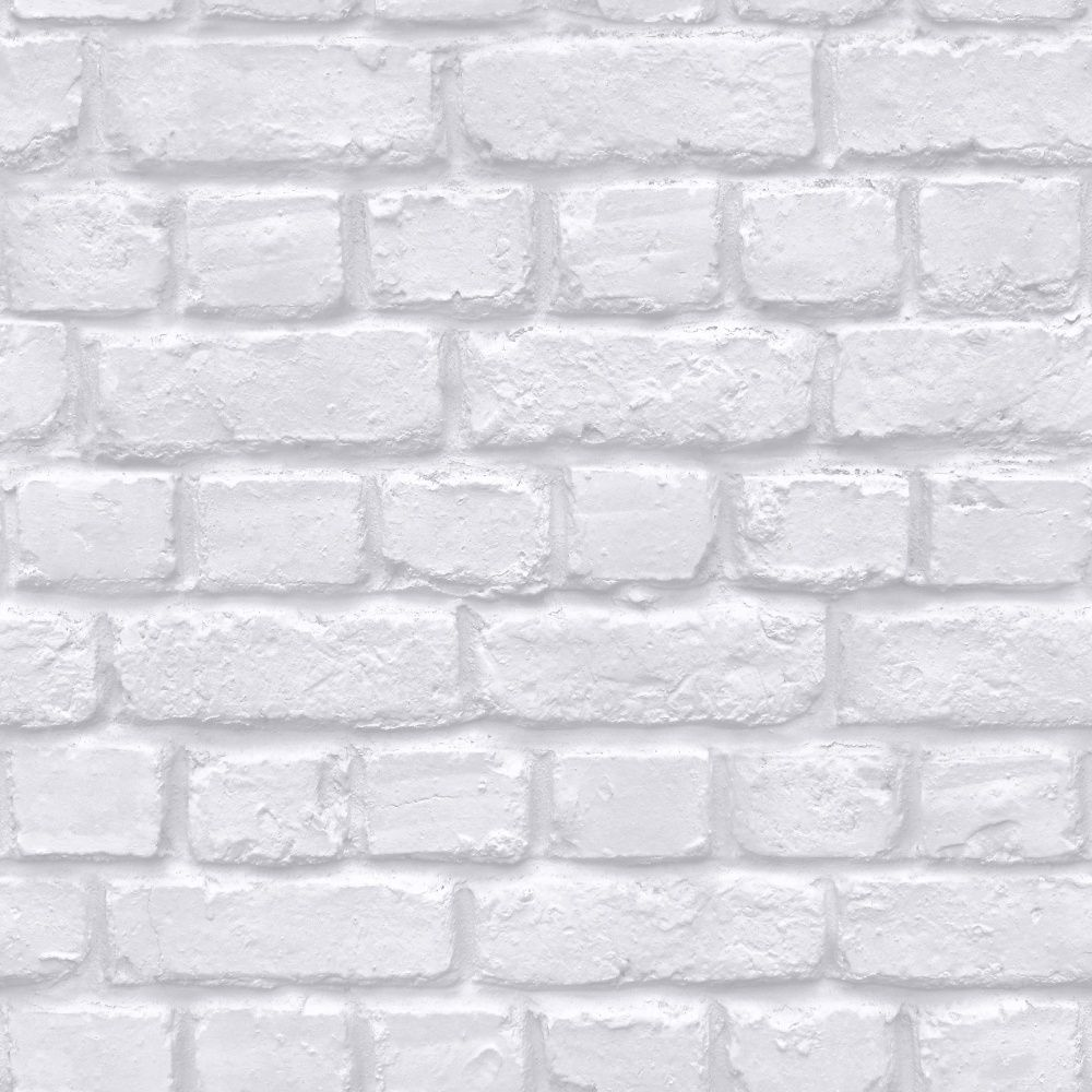 Rasch White Brick Effect Wallpaper 226799 Wallpaper Brick Effect Wallpaper White Brick Wallpaper Grey Brick Effect Wallpaper