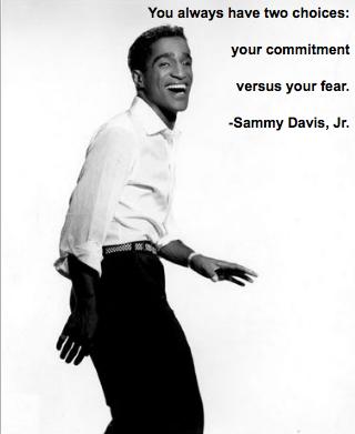 Sammy Davis Jr Quotes : sammy, davis, quotes, Always, Choices..., Sammy, Davis,, Quote, Pretty, Words,, Inspirational, People,, Grandma, Quotes