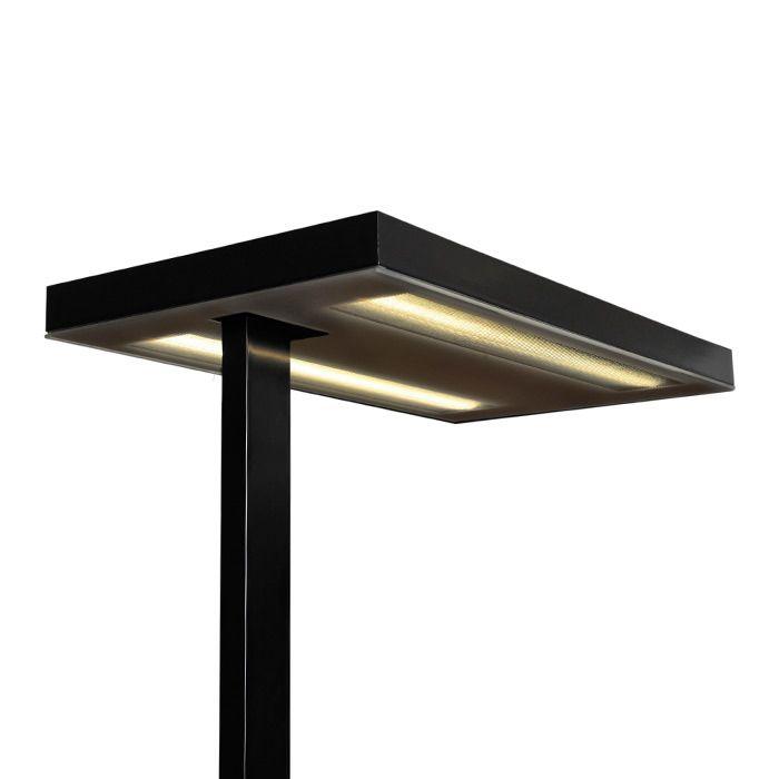 Büro-Stehleuchte Free-F LED10000 HFDd 840 SD schwa Jetzt bestellen ...