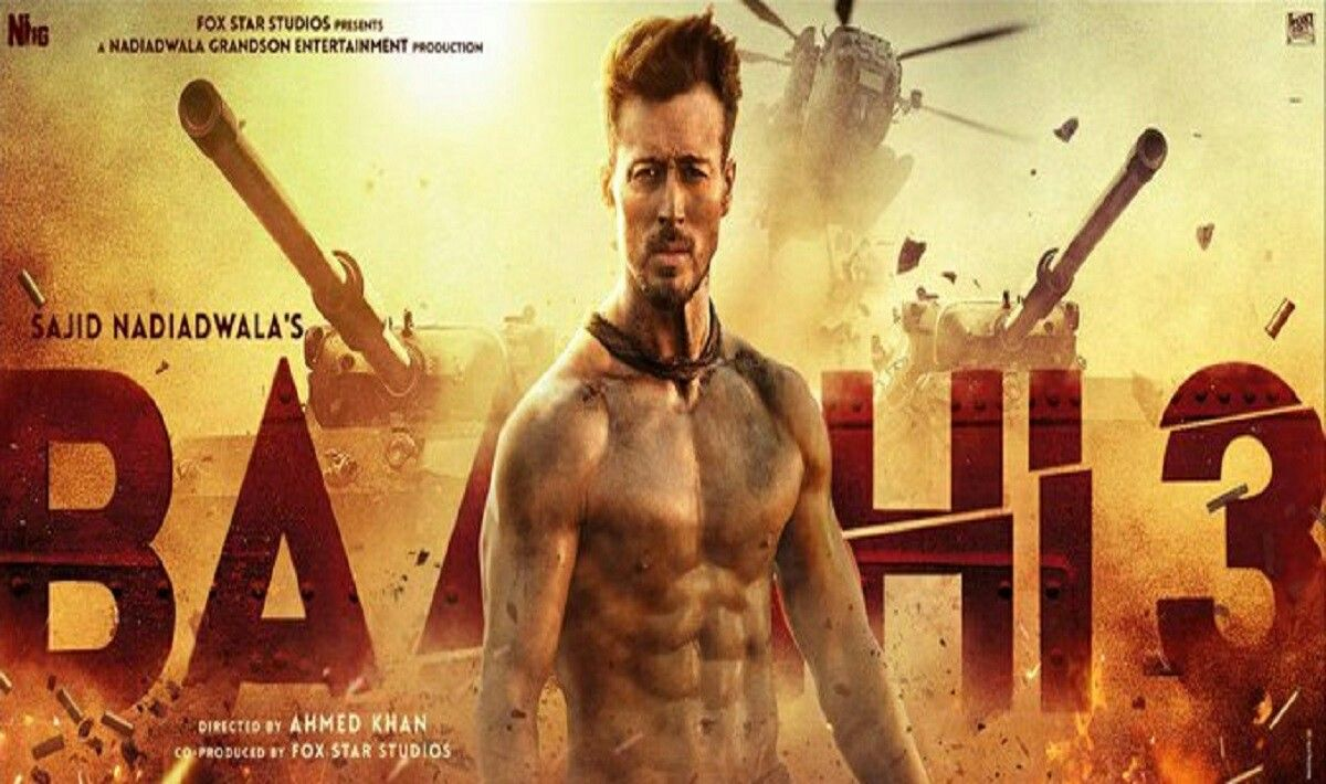 Pin On Baaghi 3