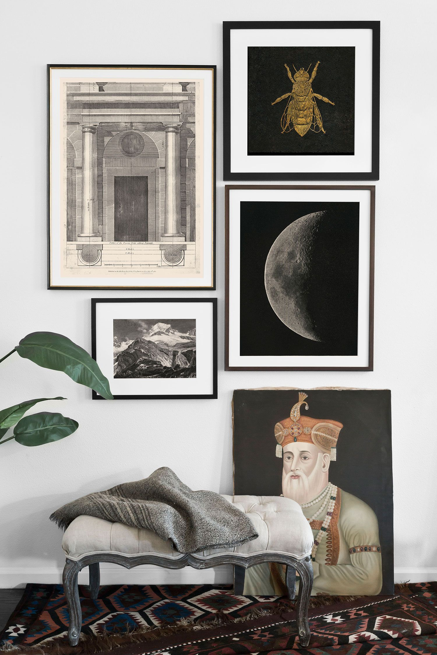 Simply Framed: Gallery Quality Framing Online | Rue | at home ...