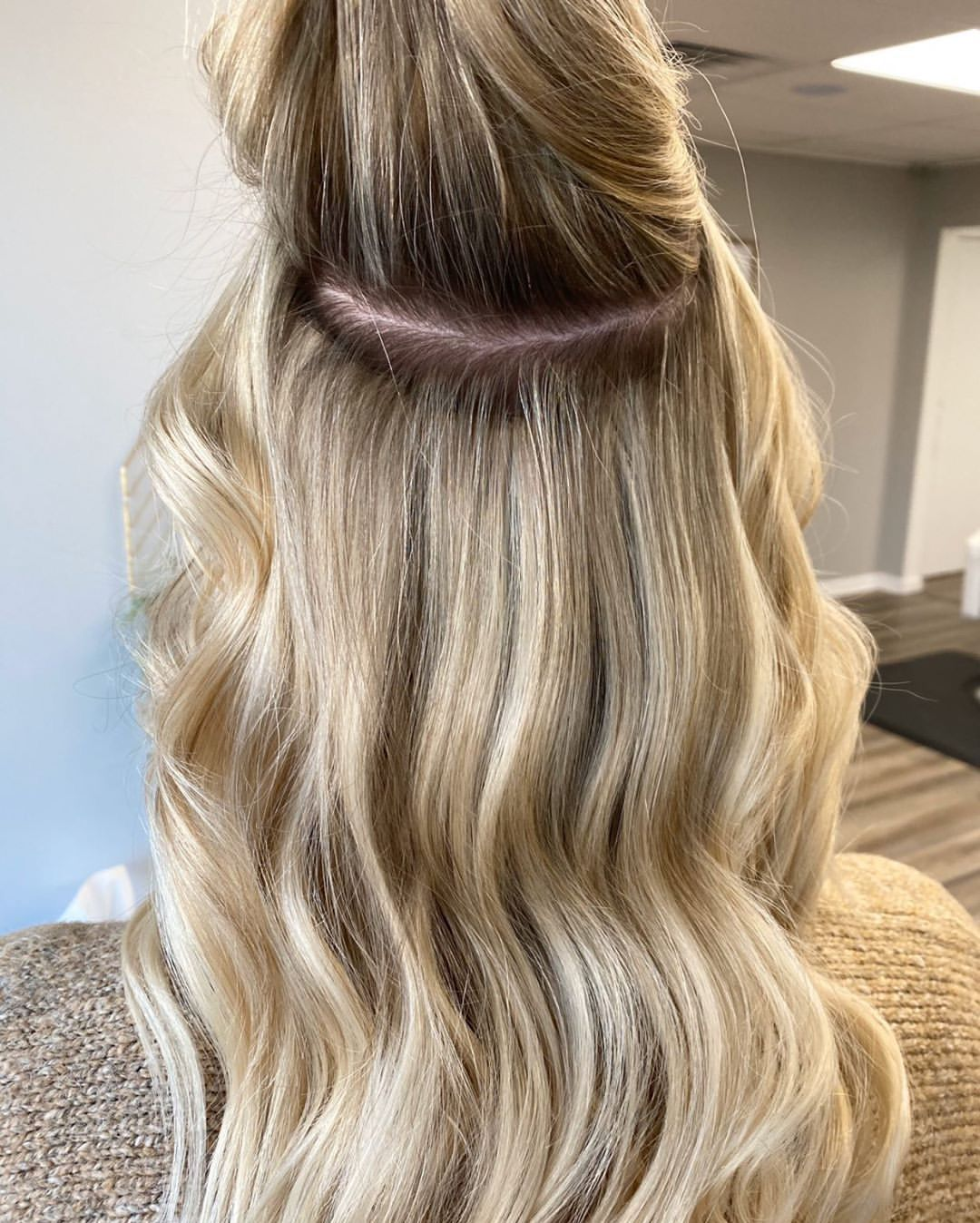 Hotheads Hair Extensions In 2020 Hot Heads Hair Extensions Pretty Hairstyles Hair Color Highlights
