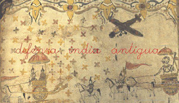 defensa india antigua