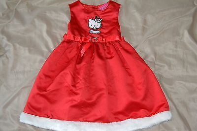 Girls Princess Hello Kitty Dress Christmas size 4 https://t.co/EKGno2on9n https://t.co/3UIAYG7qag