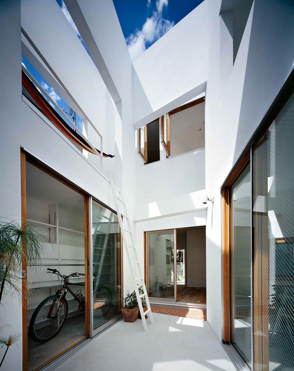 I intend on having an indoor-outdoor space similar to this in my ...