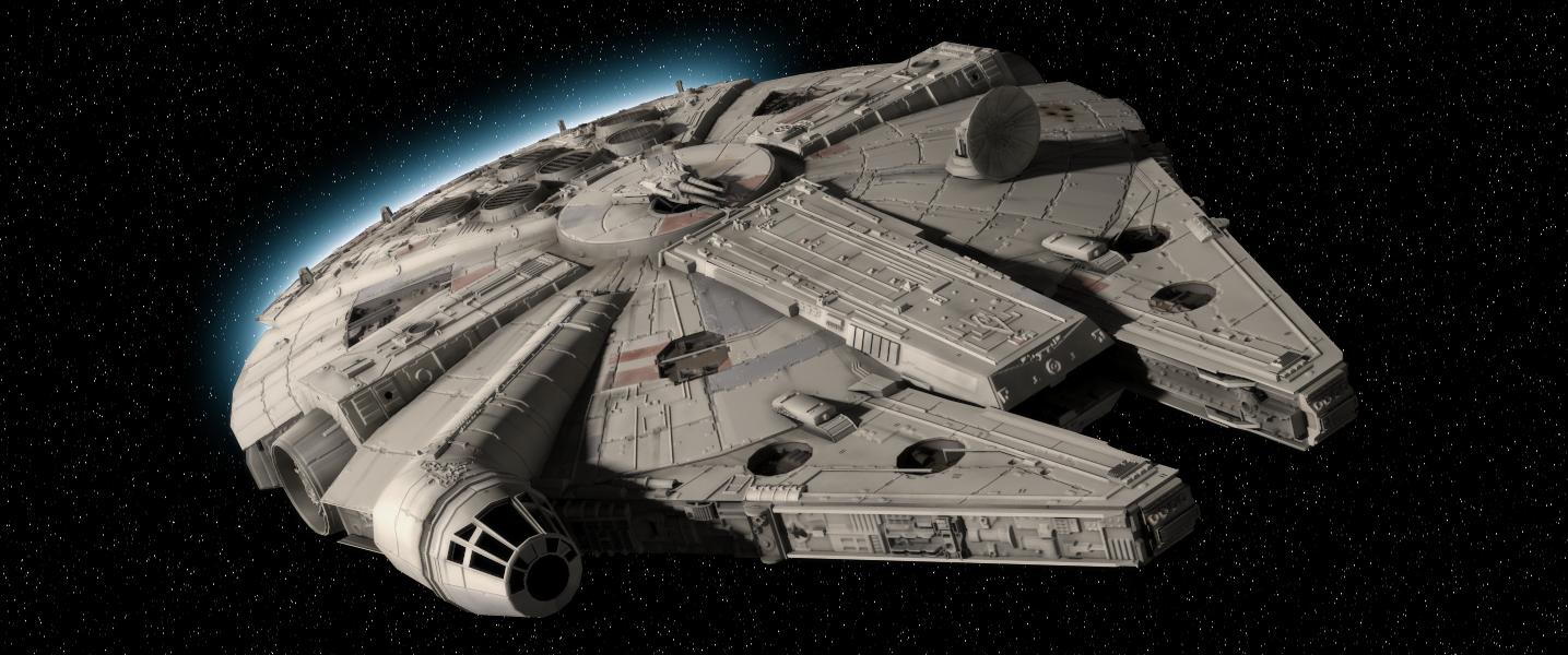 Star Wars Millennium Falcon Star Wars Ships Millenium Falcon Millennium Falcon