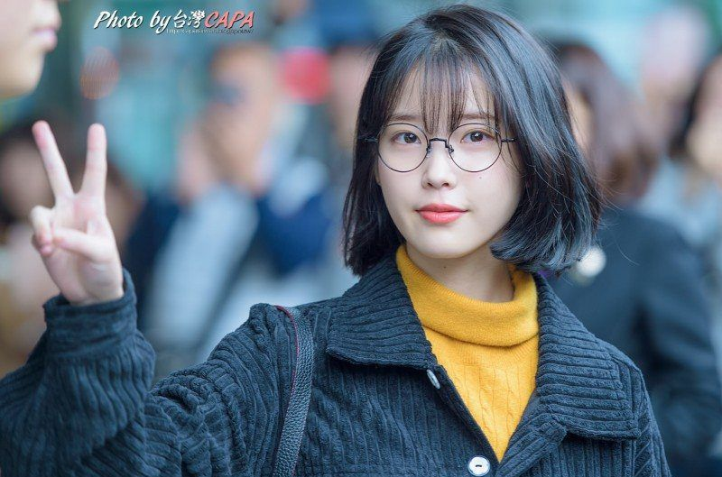 These Pictures Prove Iu Has Perfected The Short Hair Style Koreaboo Short Hair Styles Iu Short Hair Short Hair Korea