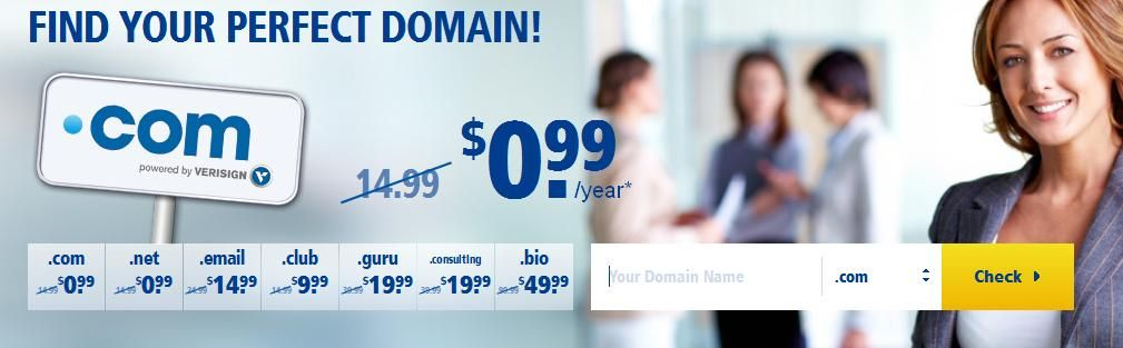 1and1 0 99 Domain Registrations To Save Big With 1and1 99cents Domain Promotion 1and1 Domaindeals Domain Domain Registration Finding Yourself