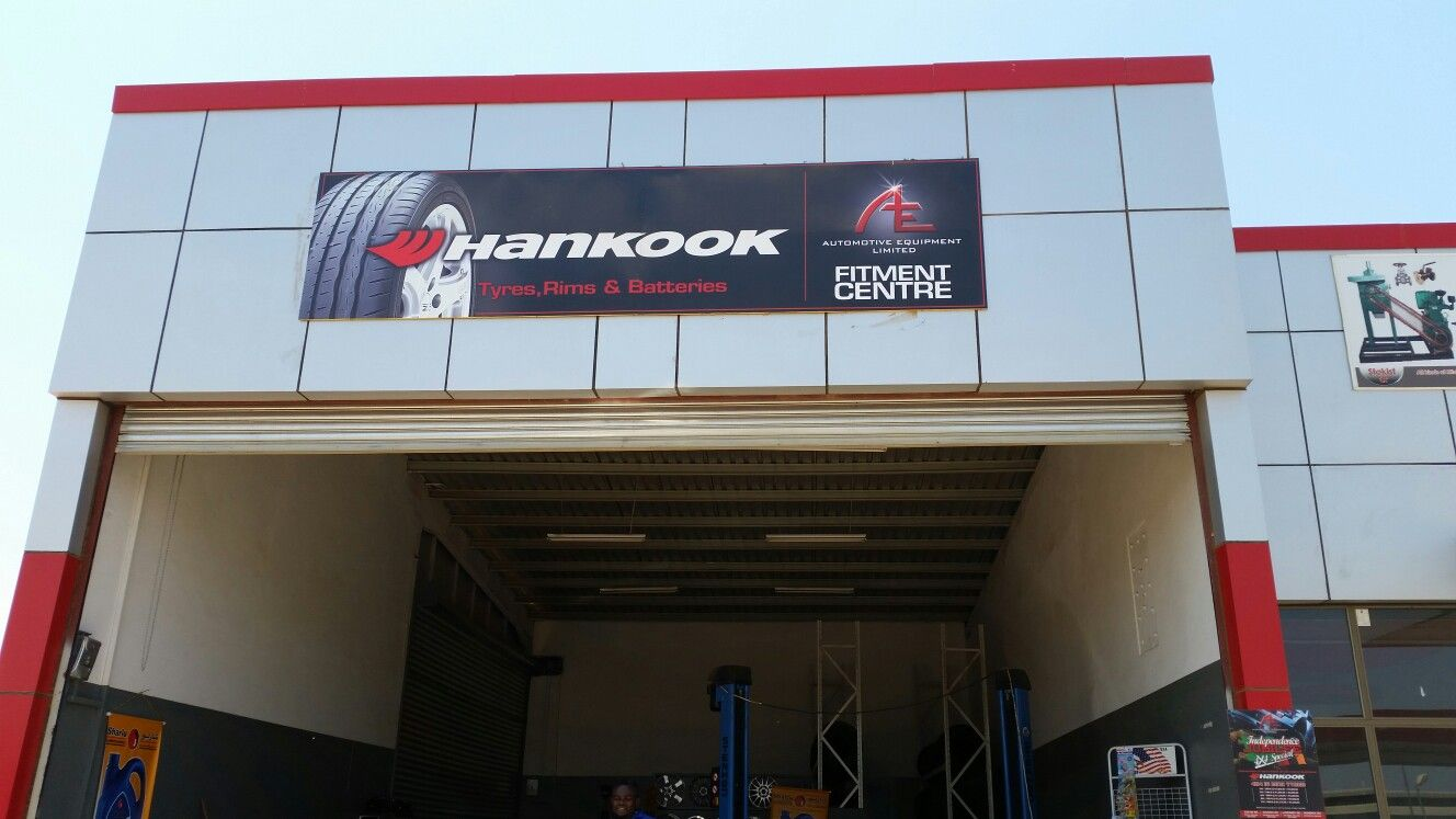 Pin by Equipment Africa on Tyre Shops Tyre shop, Two