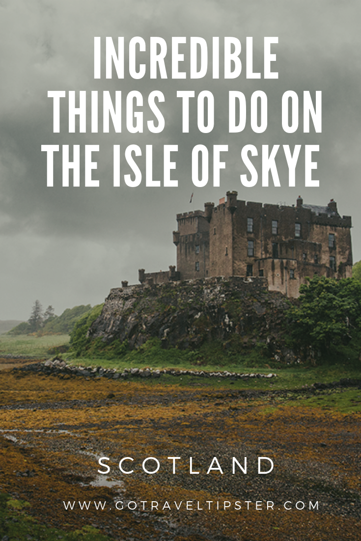 Things To Do on the Isle of Skye - Scotland  #travelscotland