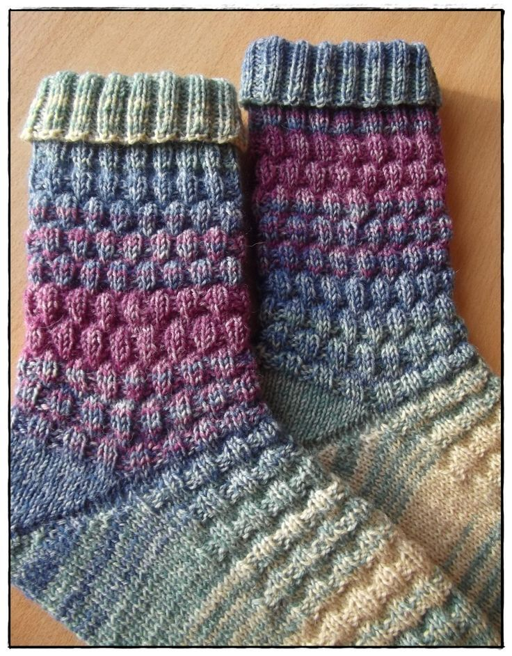 Pin von Cornelia Gebert auf füsse&hände | Socken stricken muster, Sockenmuster stricken und Socken s