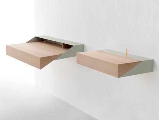Desk / wall shelf