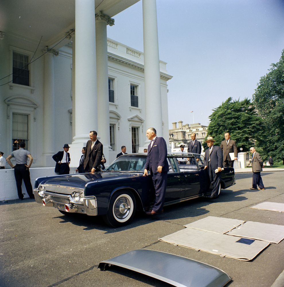 President John F. Kennedy: This Is The Presidential