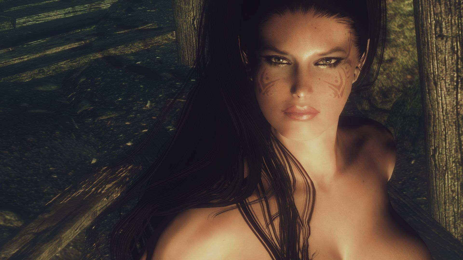 FR Girl Followers with In-Game Body Changer at Skyrim Nexus - mods
