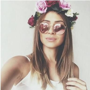 a9fa0a2986b15 Resultado de imagem para oculos de sol rose espelhado