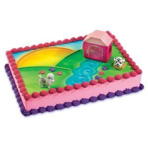 Puppy in My Pocket Cake Decorating Kit Misc Products Puppy In My