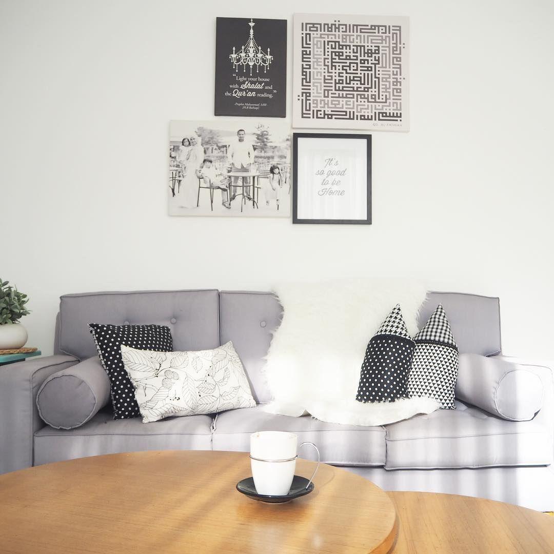 Warna Cat Tembok Ruang Tamu Putih Ruang Tamu Minimalis Pinterest