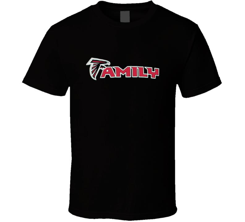 Family Falcons Football Replica T Shirt Atlanta Dan Quinn Super Bowl T Shirt Shirts T Shirt Movie T Shirts