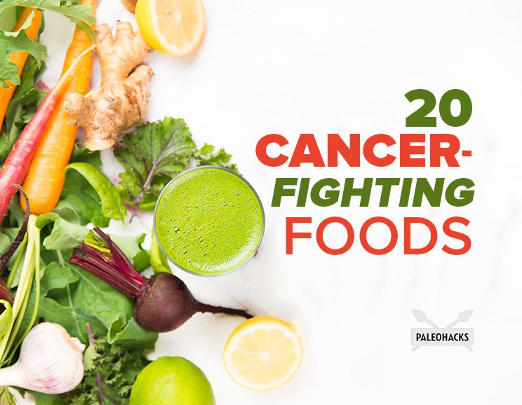 20 Cancer-Fighting Foods | Cancer !!Don't feel frightened
