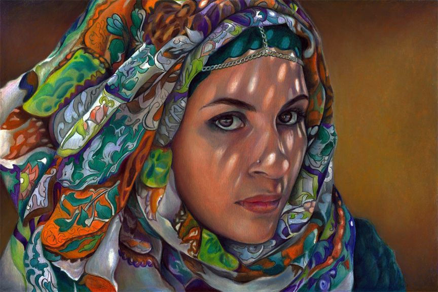 2013 Art Competition Beautiful work! | Color pencil art ...