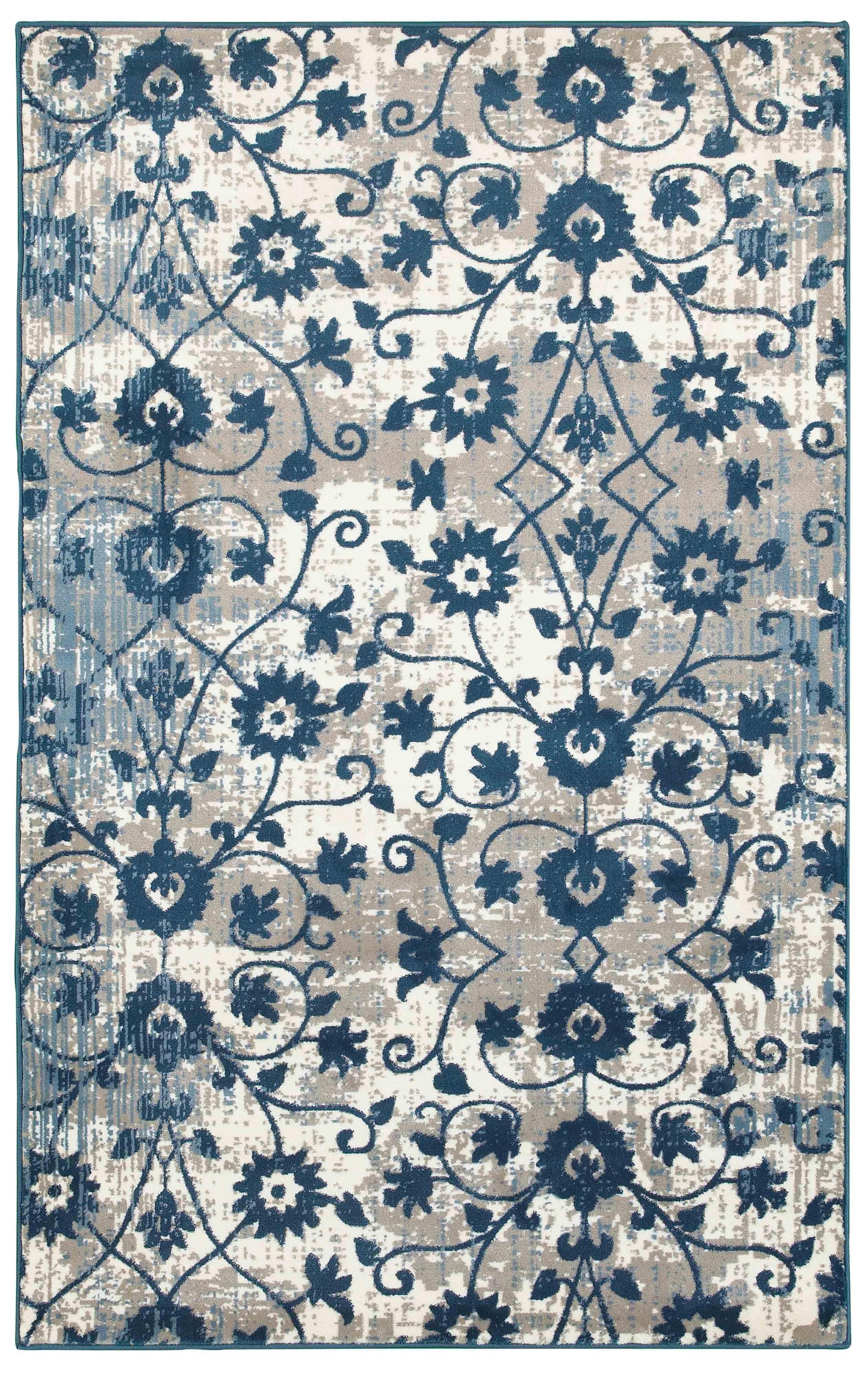 Adana Lr80387 Light Beige Soft Blue Rug Rugs Light Beige