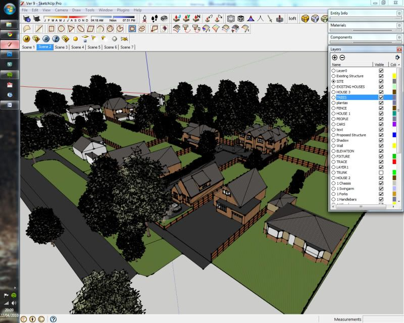 Sketchup A Clean Model Software Tutorials Detail Design Online Design Software Cleaning