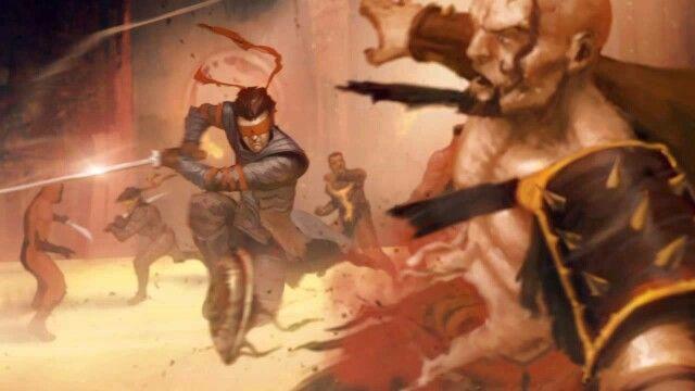 MKX Kenshi Ending | Mortal Kombat X Endings | Mortal kombat