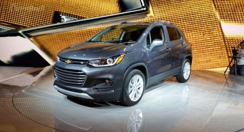 Chevrolet Trax Compact Suv In Houston With Images Chevrolet