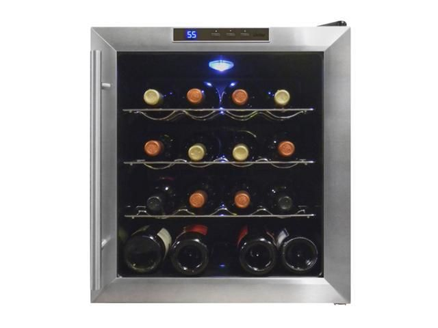 16 Bottle Thermoelectric Beverage Cooler