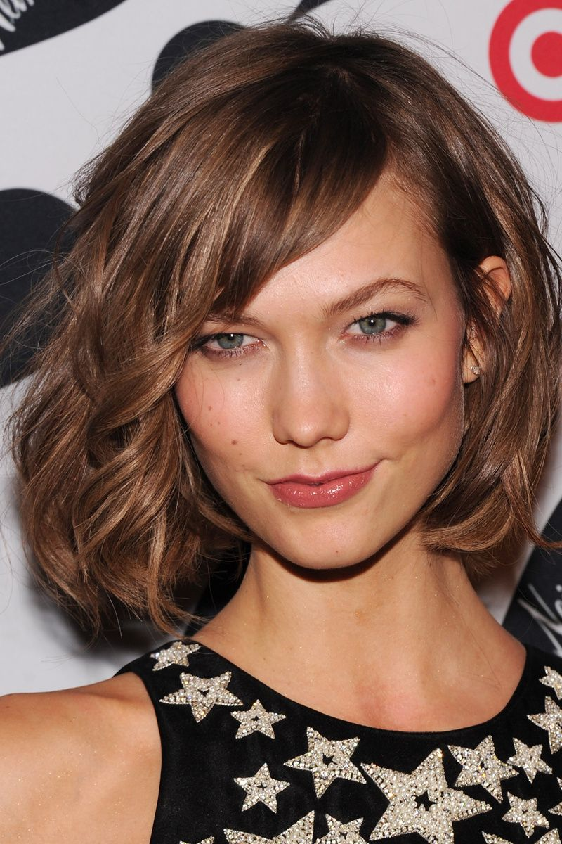 Control Supr Karlie Kloss Medium Wavy Bob And Wavy Bobs