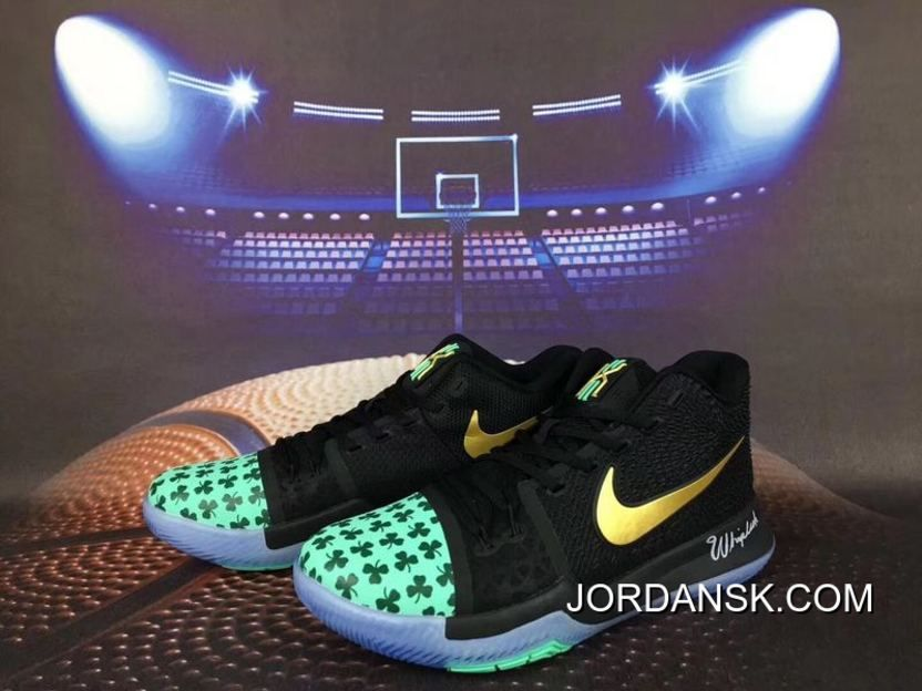 Nike Kyrie 3 Mens Shoes Celtics Copuon Code