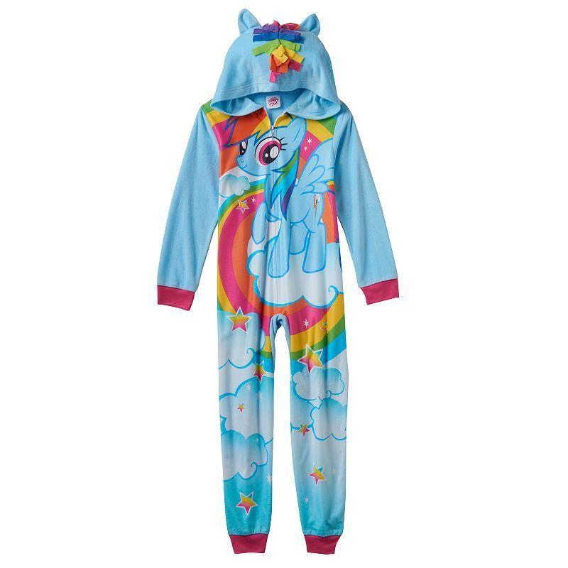 Baby Girl My Little Pony Pyjamas Heart