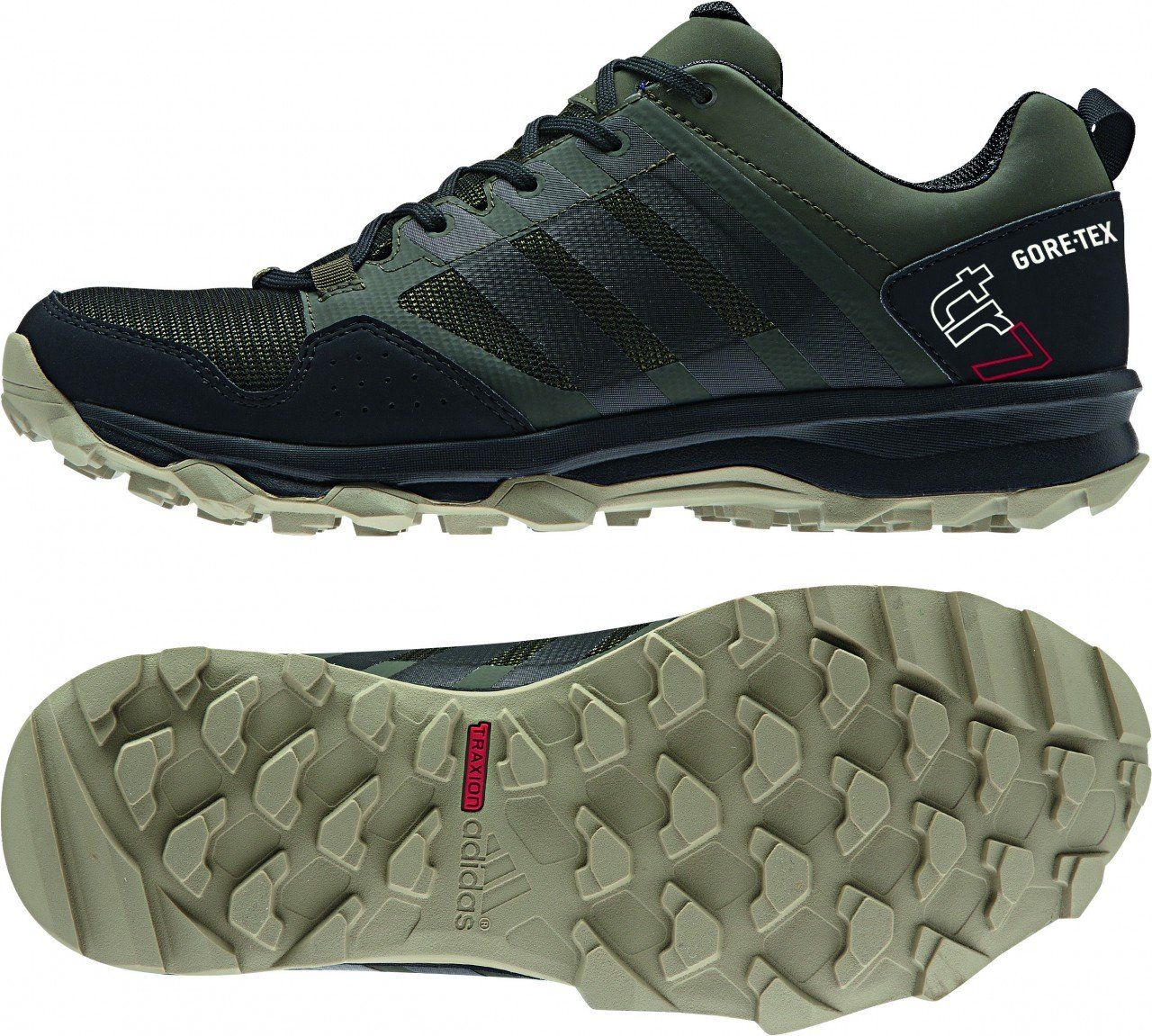 Adidas Kanadia 7 TR GTX (S77752): Amazon.co.uk: Shoes