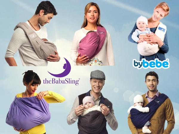 BabaSling Várias Posições http://www.bybebe.com/pt/carrinhos-porta-bebes/porta-bebes-slings