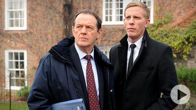 Inspector Lewis, Inspector Morse, Inspector Lynley...love those Inspectors!