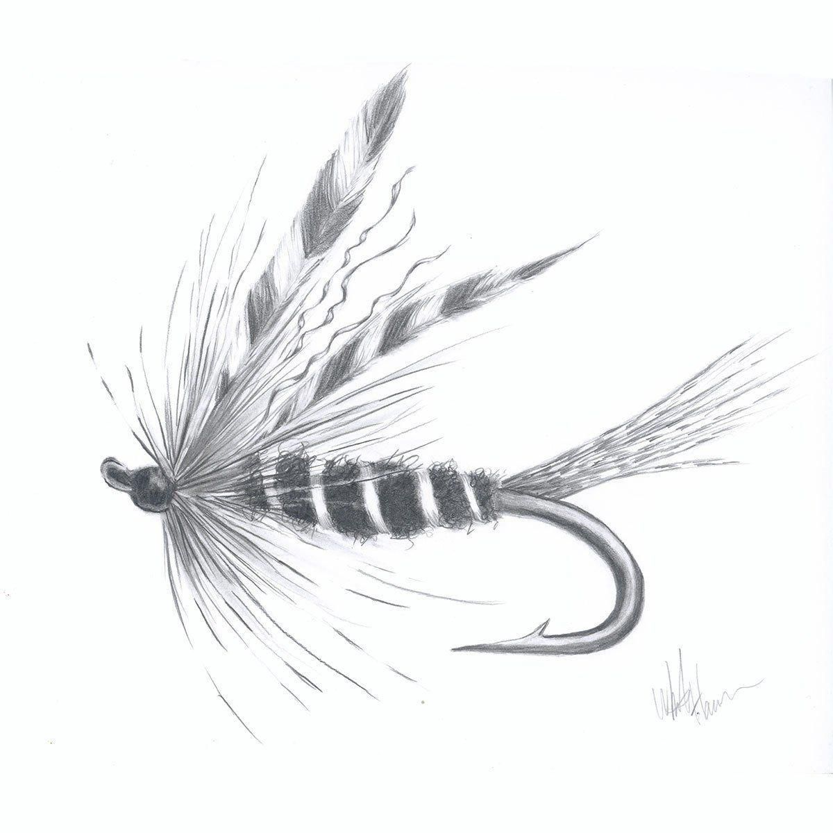 Park Art My WordPress Blog_How To Draw A Flying Fish