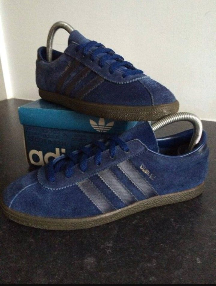 best service 5682b d12ac Adidas Dublin 1980 made in Taiwan this will be re-issued in mid December I  personally think this is the better colourway 👍👍👍