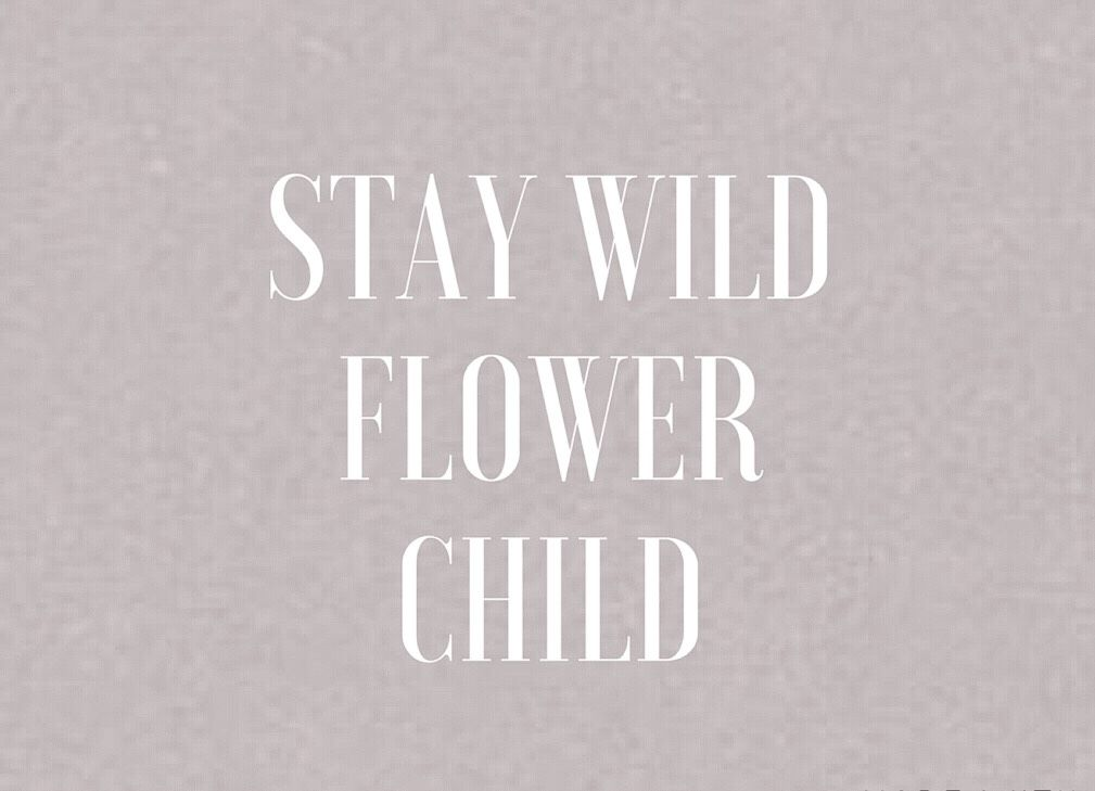 Wild Flower Quotes | Gardening: Flower and Vegetables