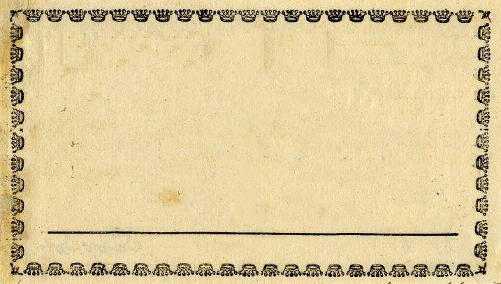 Free Printable Vintage Blank Labels