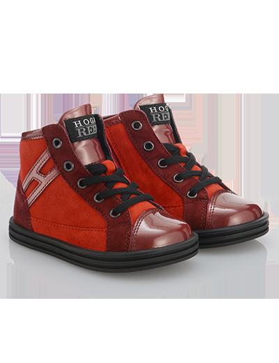 Collezione Primi Passi (15 anni) Hightop sneaker in