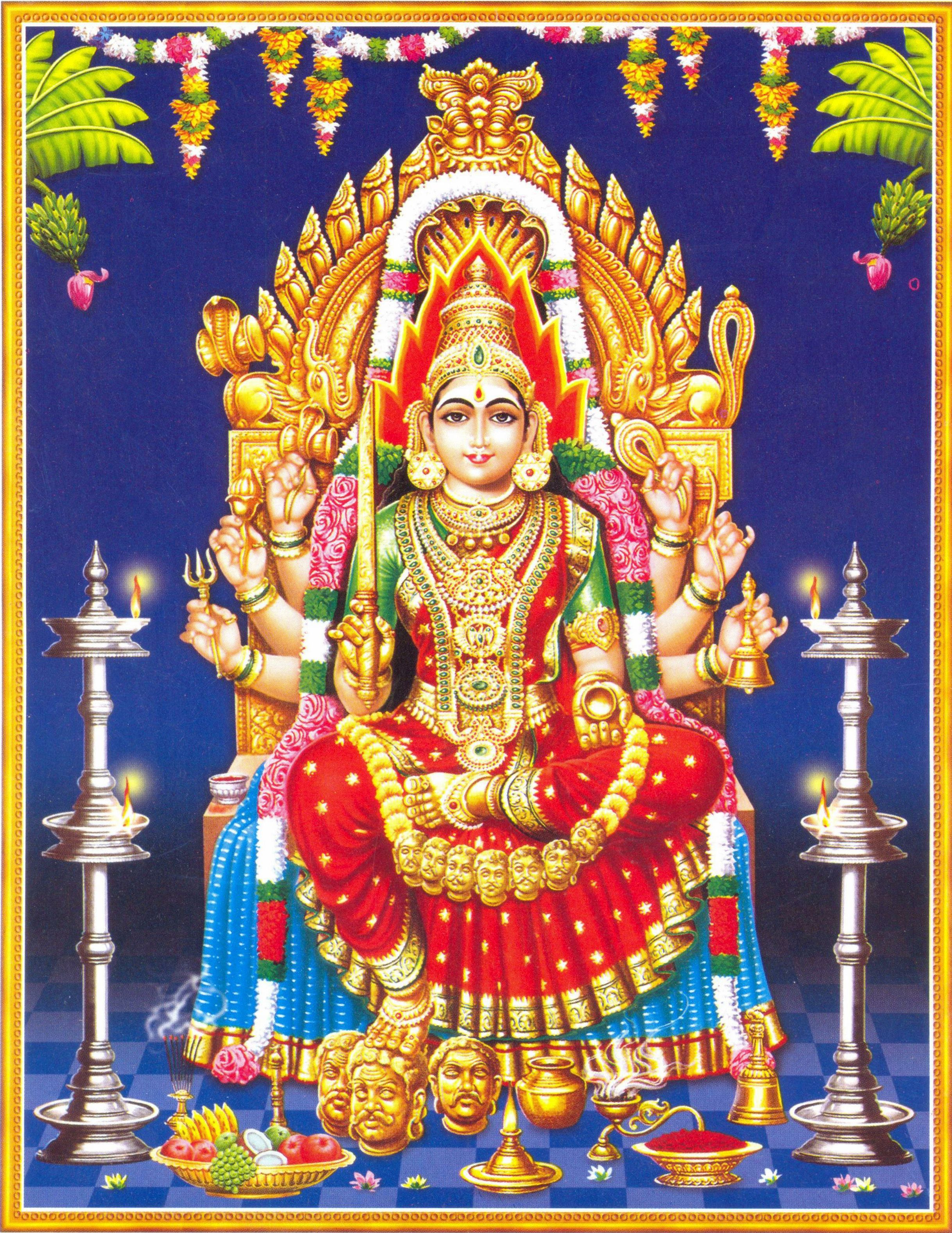 Samayapuram Mariamman Temple @ Trichy, Tamil Nadu. Samayapurathal will protect her devotess in times of need. The pujas offered to the Goddess gives good ...