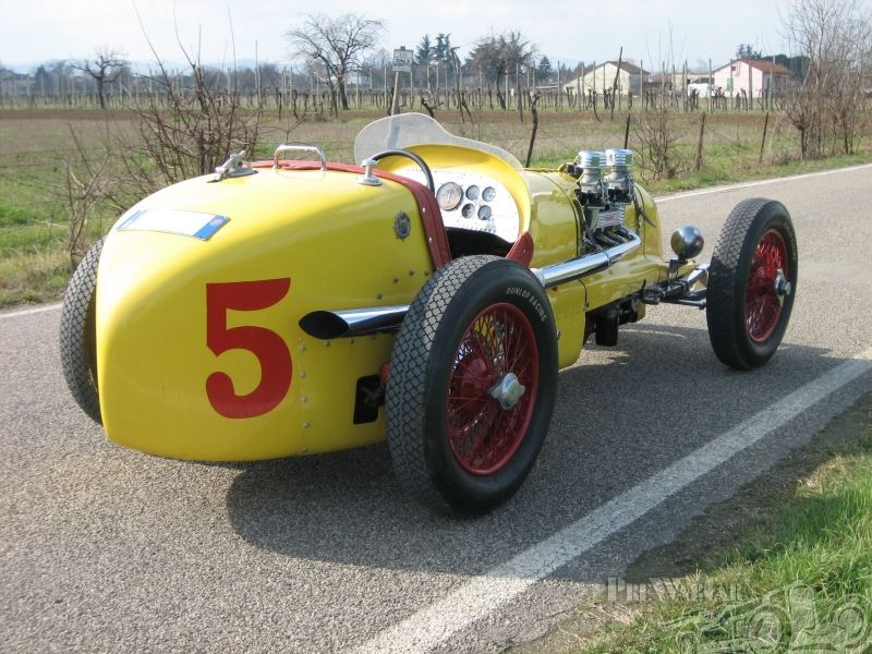 Miller Oval sprint race Sport Roadster 1937 for sale 2 | indy and ...