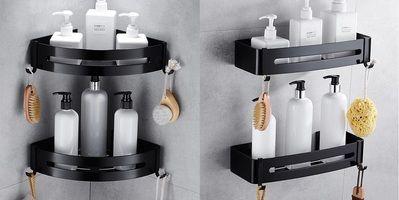 Photo of Black Bathroom Appliances
