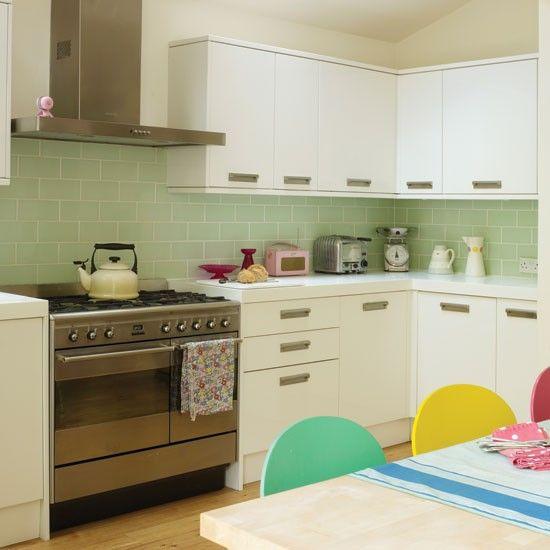 Beau Mint Green Tiles